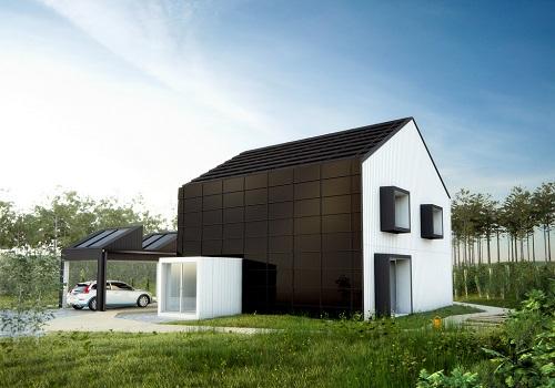 Солнечный дом - дом будущего