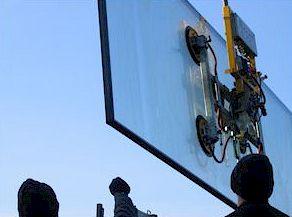 Монтаж окна пассивного отопления 3