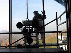 Монтаж окна пассивного отопления 5